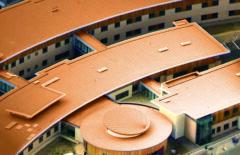 metalen dak