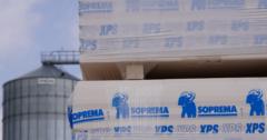 XPS insulation circular construction